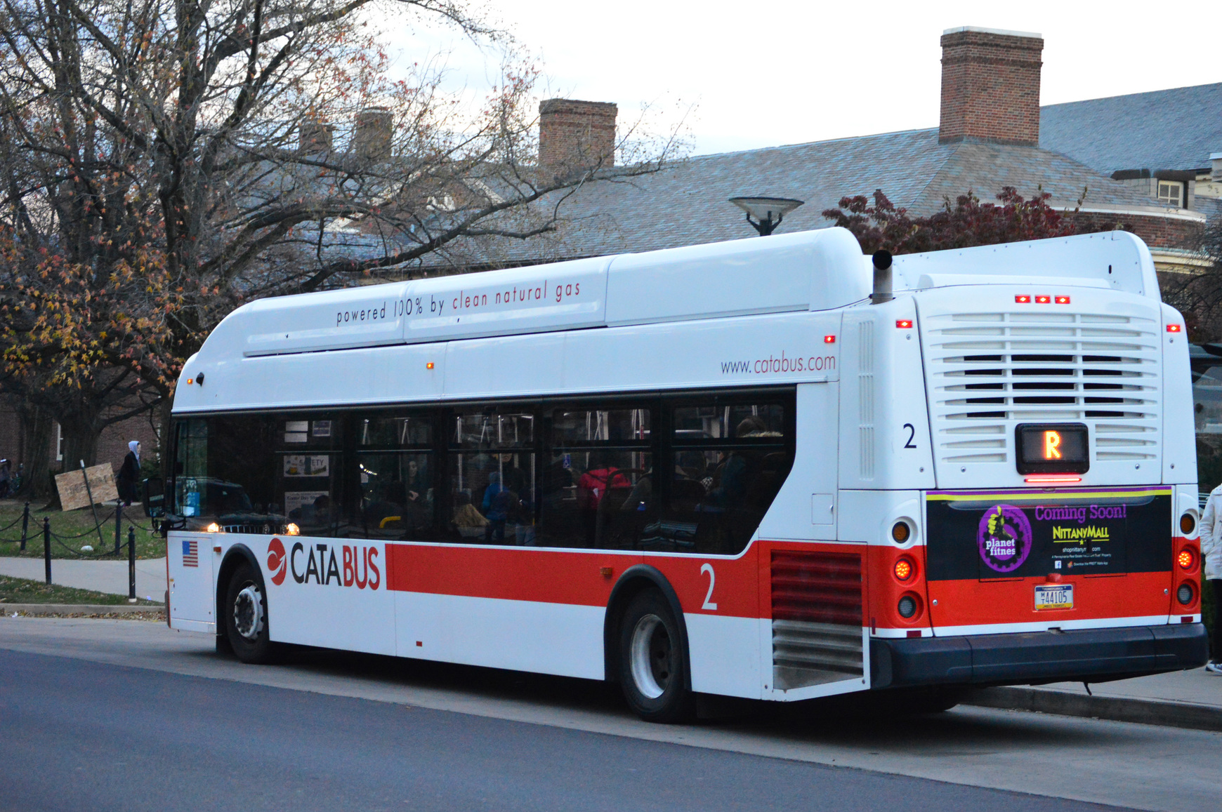 The Ultimate CATA Bus Wish List