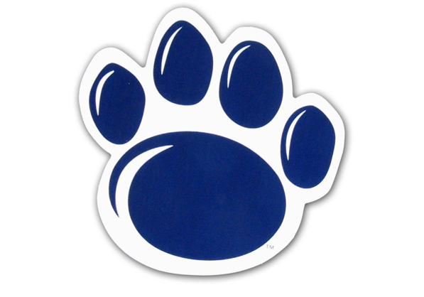 The History Of Penn State S Scandalous Paw Print Logo Choose from 110+ paw prints graphic resources and download in the form of png, eps, ai or psd. paw print logo