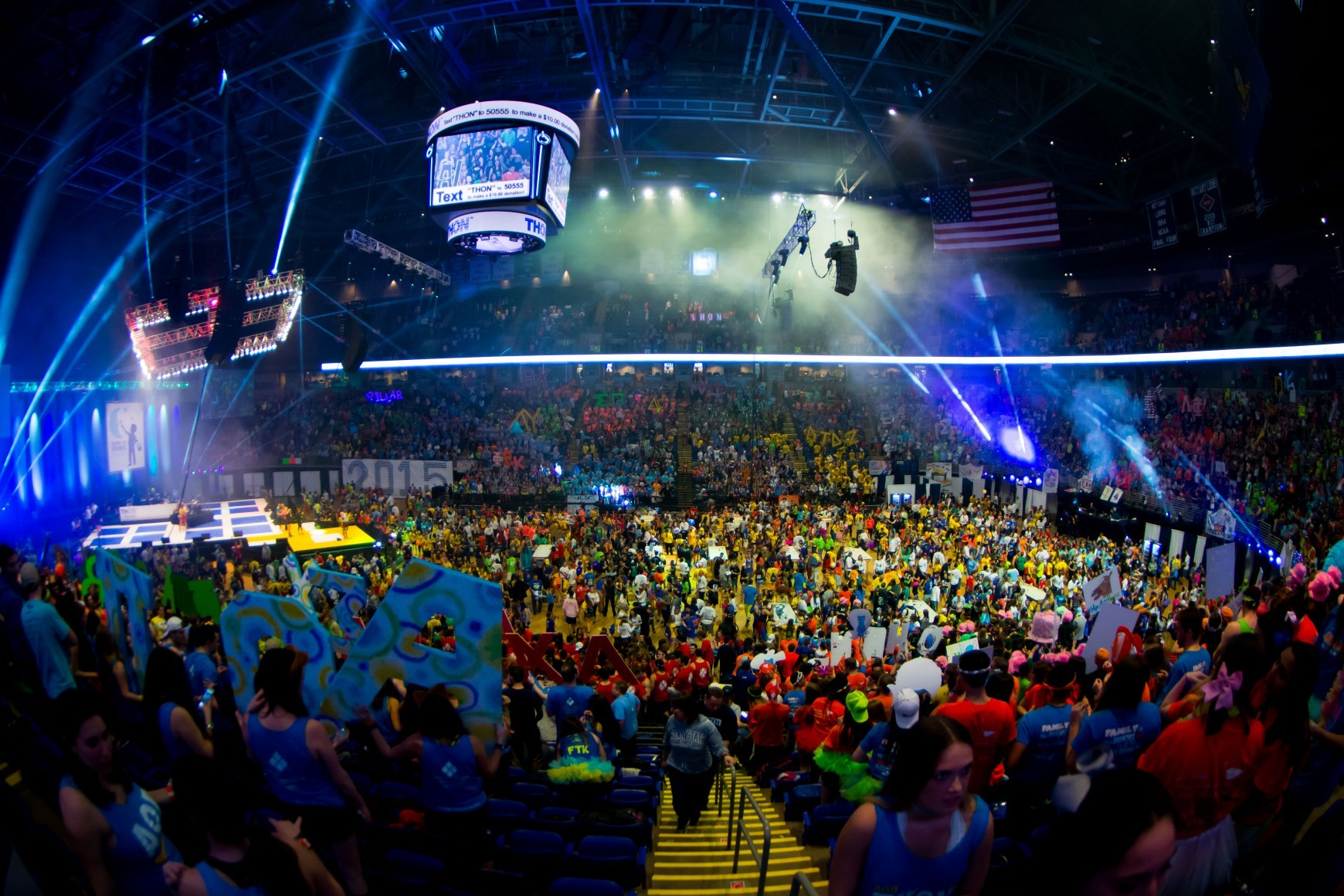 Suspended Canning Weekend Likely To Impact THON 2016 Total
