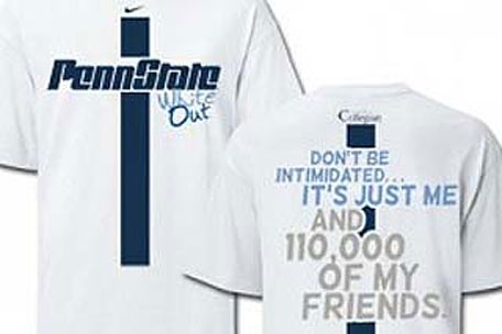 9700a9dc White Out Shirts Through The Years | Onward State