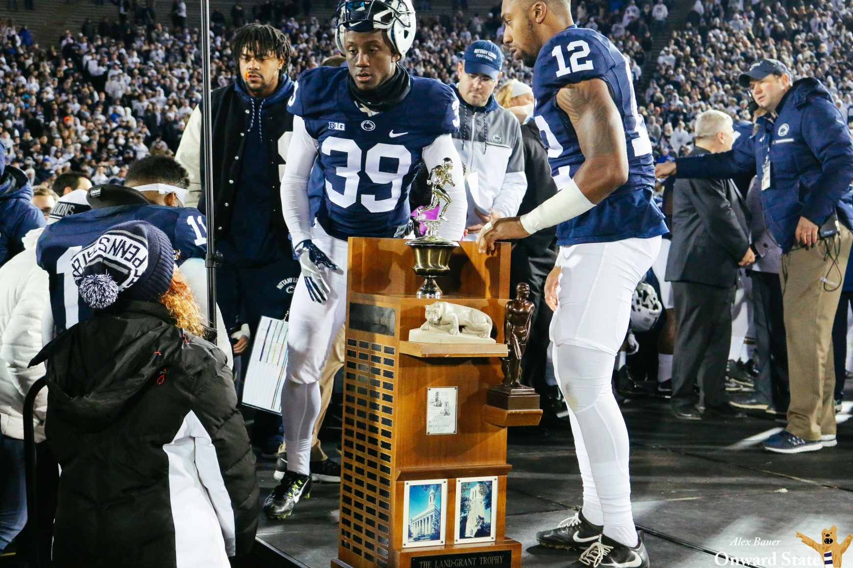 271e49630d Although Penn State lacks the time-honored legacies and rivalries of some  of its Big Ten peers