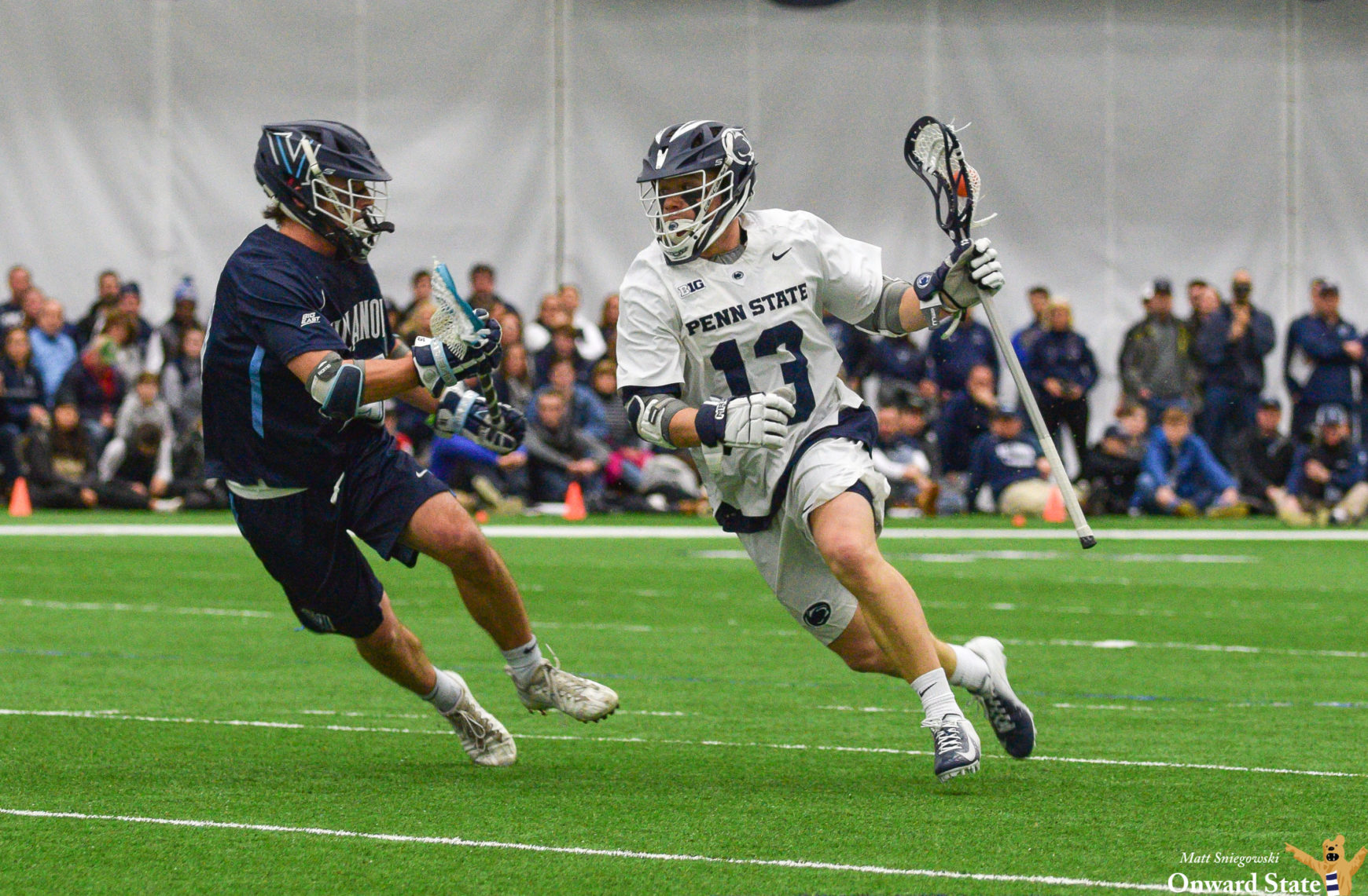 Penn State Men's Lacrosse Ranked No. 1 In The Country ...