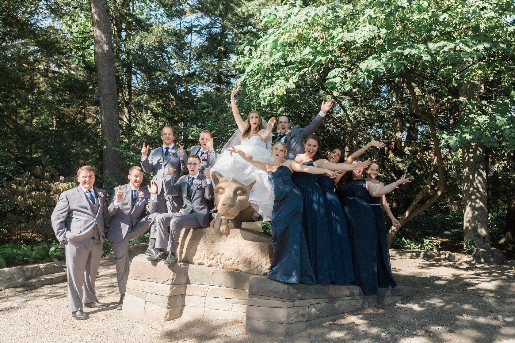The Best Of Your Penn State Weddings: Part Four | Onward State