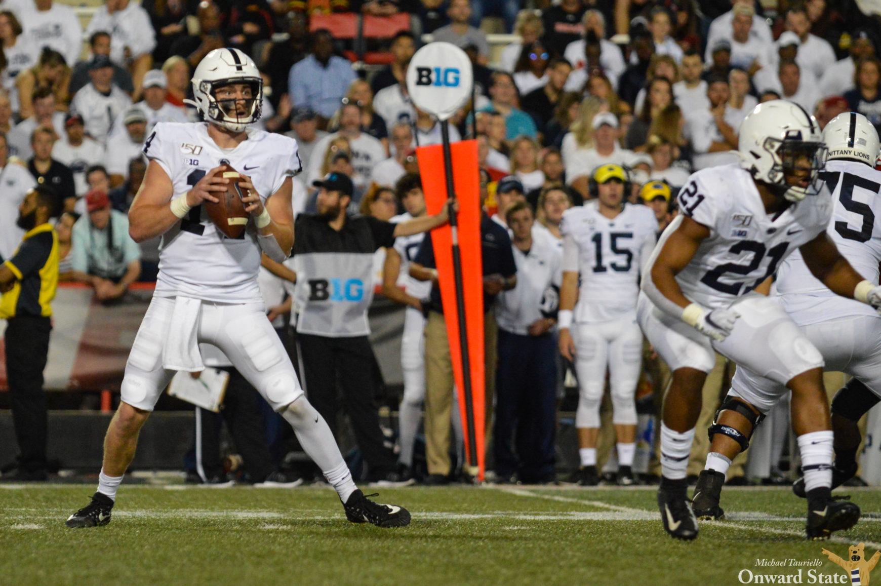 Penn State-Maryland To Kick Off At 3:30 P.M. | Onward State