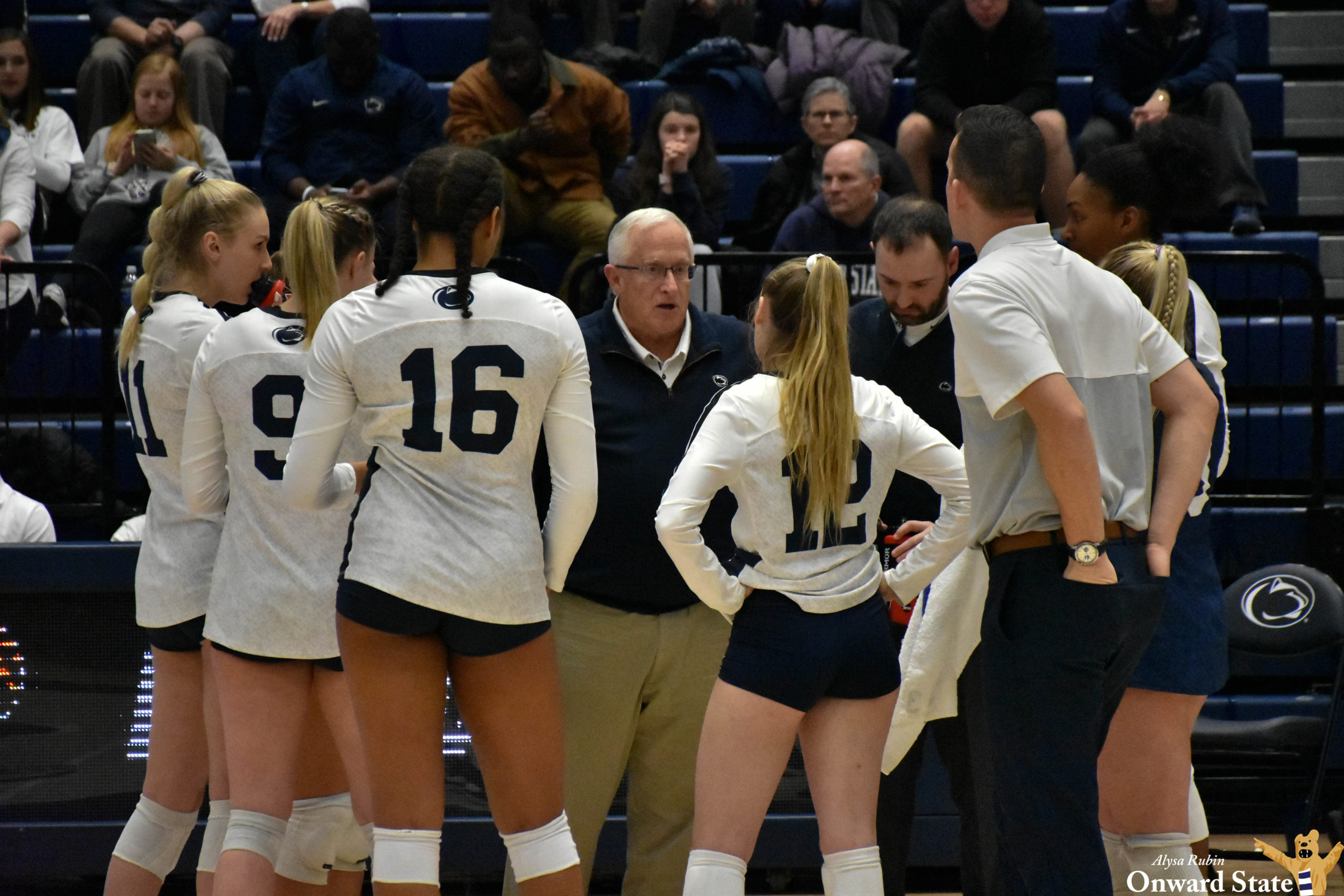 Russ Rose Reflects On First NCAA Tournament Ahead Of Postseason Rematch Against Cincinnati   Onward State