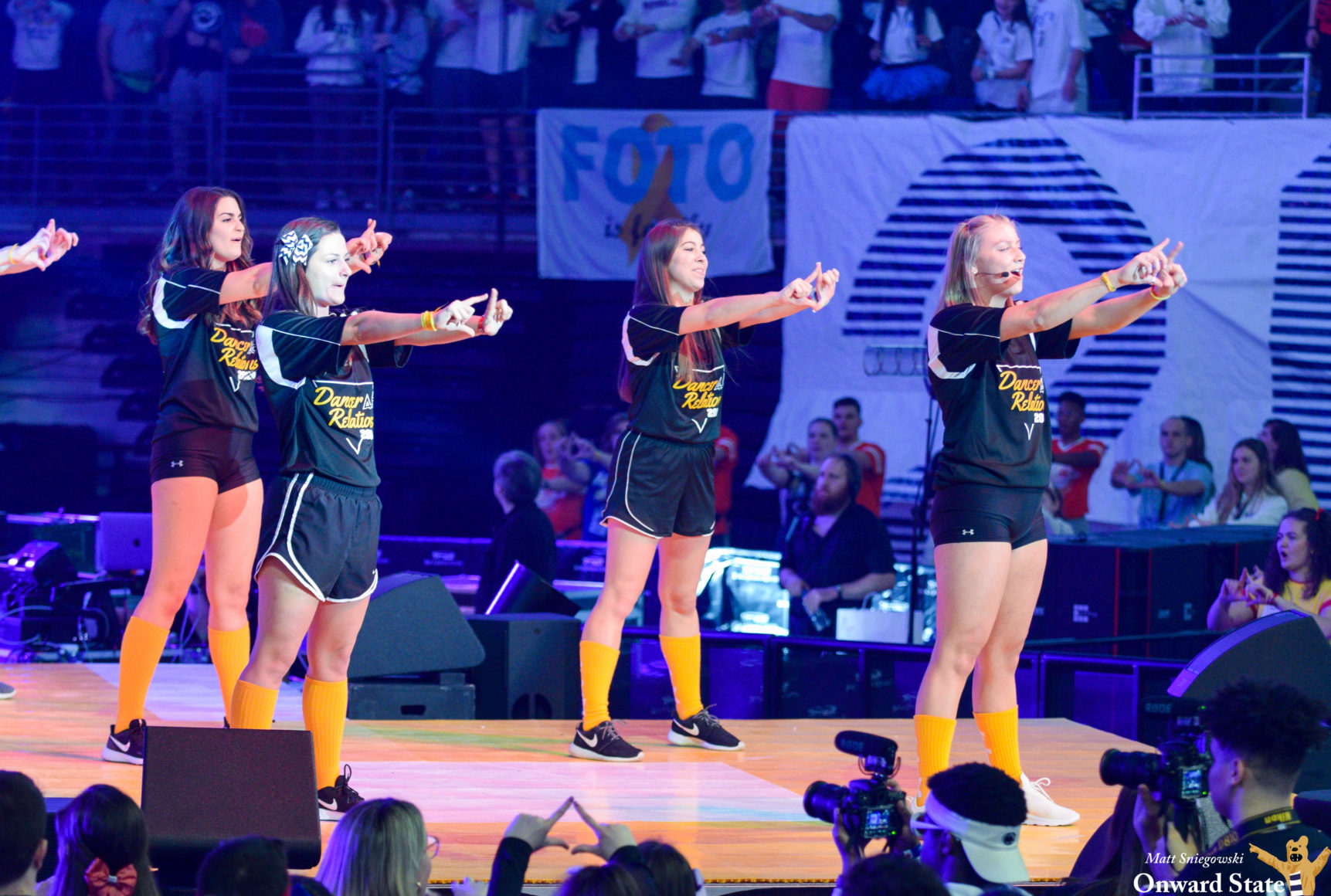 [Video] THON 2020 Line Dance: 'Let's Get Hype, Let's Go'